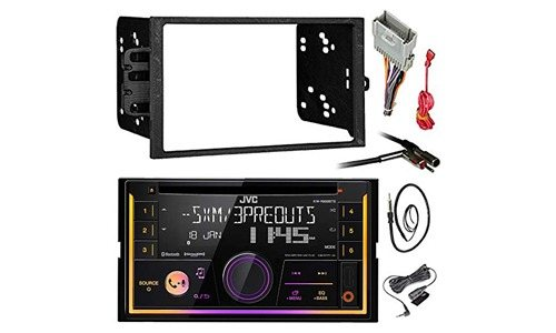 The JVC KW-R920BTS Double DIN Bluetooth Stereo