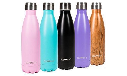 Element Stainless Steel Water Bottle