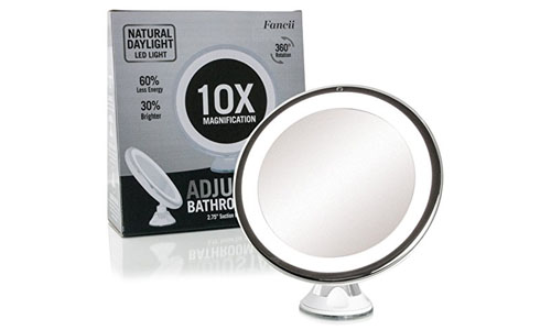 Fancii Daylight Makeup Mirror