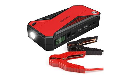 DBPOWER Portable Car Jump Starter