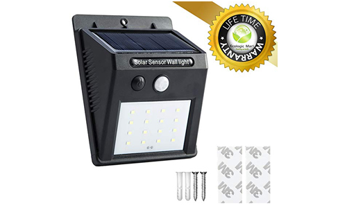 Ecologic Mart Solar Powered Lamp