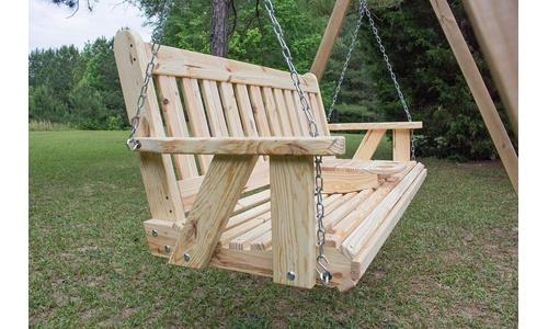 Ecommersify Heavy Duty Porch Swing