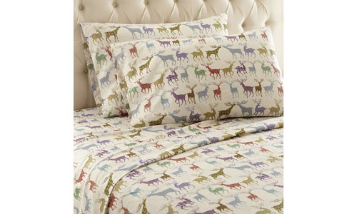 Thermee Flannel Sheet Set