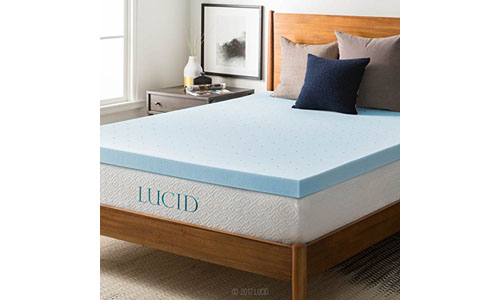 LUCID-3 inch Gel Mattress Foam.