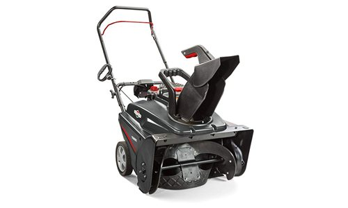 Briggs and Stratton 169715 Single Stage Snowthrower.