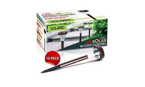 Solario Garden Decor Lights