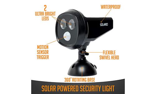 Solario Ultra Bright LED Spotlight