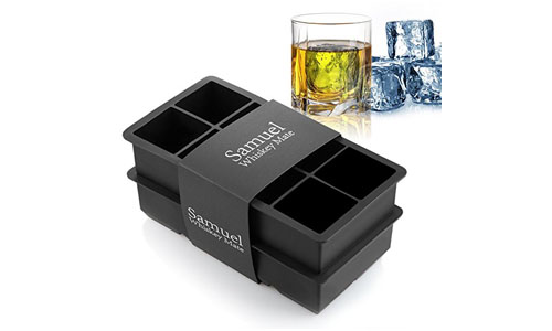 Samuelworld Ice Cube Tray 2pc/pack