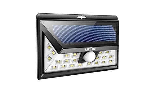 Litom Solar Lights