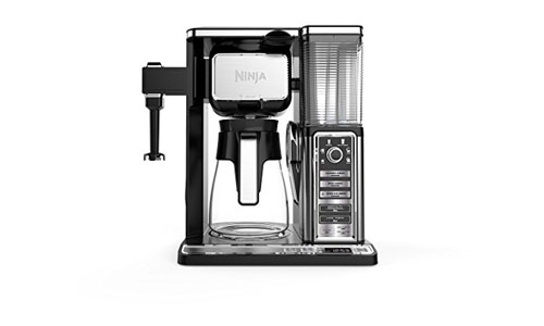SharkNinja presents Coffee Bar Brewer System (CF091) with Glass Carafe