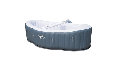 BESTWAY presents Salu Siena 2-Person Inflatable Air Jet Hot Tub