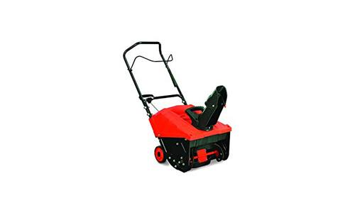 Yardmax B4628 Single Stage Snow Thrower.