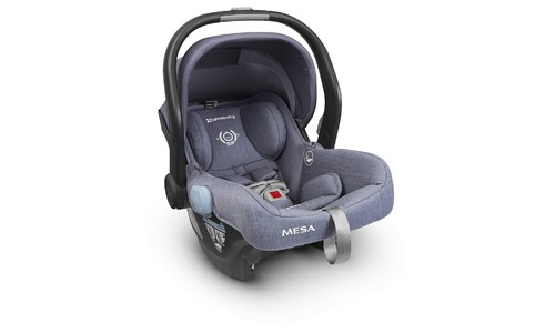 UPPAbaby presents Henry (Blue Marl) MESA Infant Car Seat
