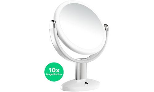 Vremi vanity makeup mirror