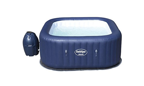 BESTWAY presents Hawaii Inflatable Air Jet Hot Tub