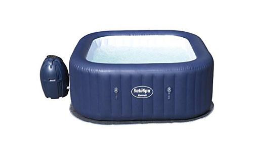 BESTWAY presents Hawaii Inflatable Air Jet Hot Tub