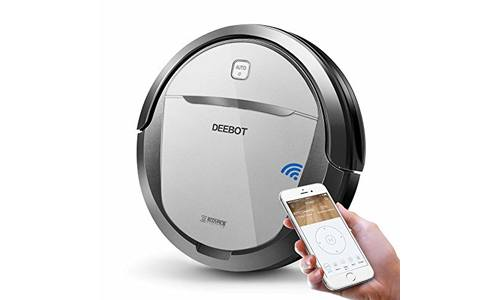 ECOVACS Pro Robot Vacuum Cleaner