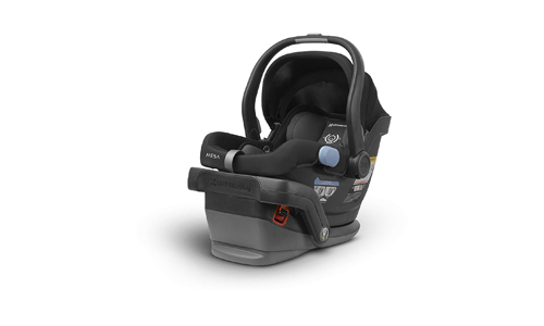 UPPAbaby presents MESA Black Infant Car Seat – Jake
