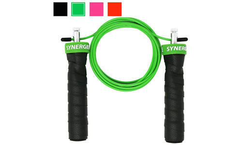 The iHeartsynergee Jump Rope