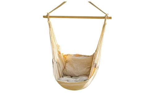CCTRO Hanging Rope Hammock Chair