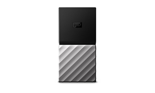 WD 512GB my Passport SSD portable Storage