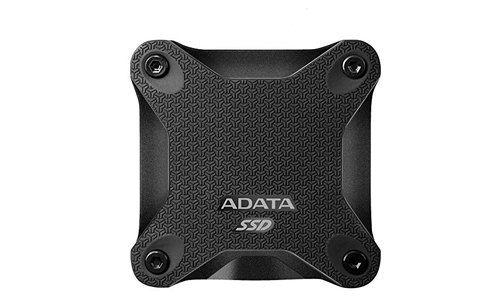 The ADATA SD600 external SSD
