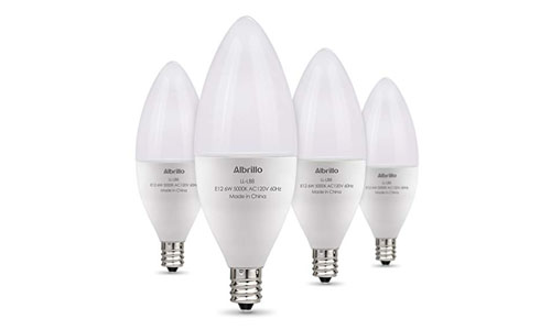Philips 455717 LED Non-Dimmable A19 Frosted Light Bulb.