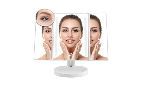 Herwiss Lighted Mirror