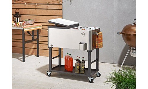 Trinity TXK- 0805 outdoor cooler stainless steel