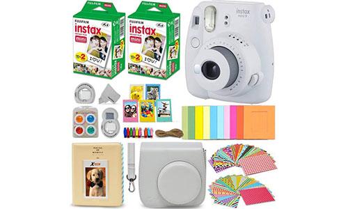 Fujifilm Instax Mini 9 White Cameras