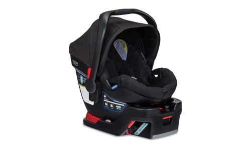 BRITAX USA presents B-Safe 35 Infant Car Seat, Black