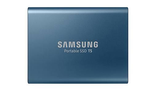Samsung T5 Portable SSD =500GB