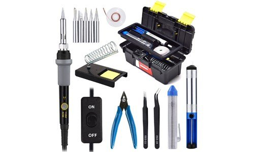 NiceCable Soldering Iron Kit