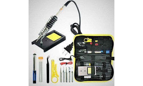 Magento's Adjustable Temperature Soldering Iron Kit