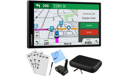 The Garmin Drive Smart 61 NA LMT-S Advanced Navigation