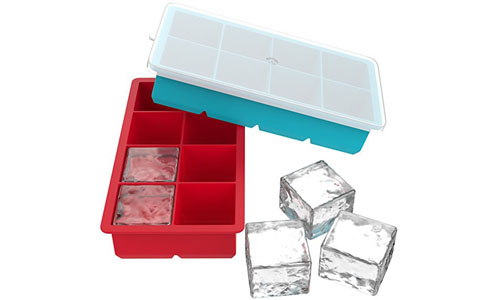 Vremi Ice Cube Trays for Whiskey