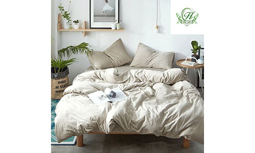 LifeTB Hotel Duvet Cover Set