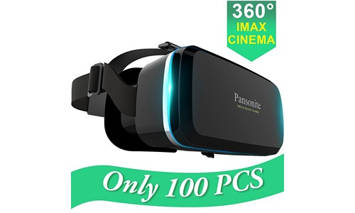 Pansonite Premium 3D VR Headset