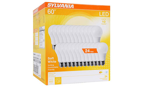 SYLVANIA 60W Equivalent, LED Light Bulb
