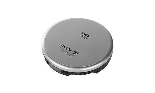Lyss Personal Portable Mp3 CD player