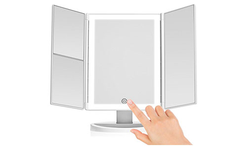 Absolutely lush lighted makeup mirror vanity mirror with lights