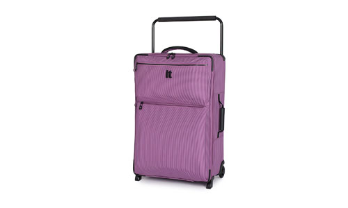 IT luggage Purple 2 Tone