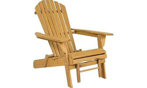 Adirondack Rocking Chair Bench Glider 48-inch, Green by POLYWOOD