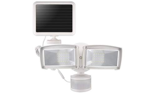 LEPOWER presents Outdoor Motion Security Lights 950 Lumens with High-Quality Solar Panel
