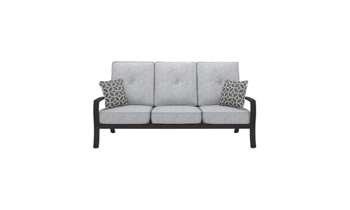 Ashley Castle Island Outdoor Sofa