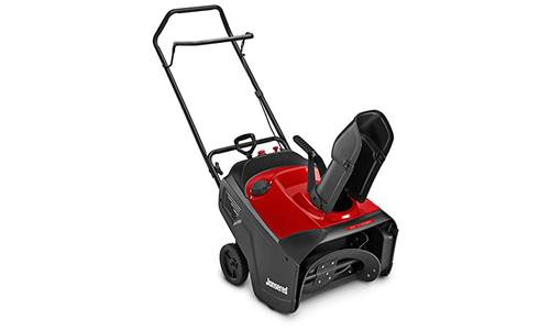 Jonsered 21 Inch 179ccGas Powered Single Stage Snow Blower.