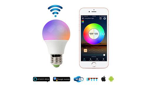 RGB LED Smart Bulb