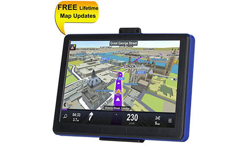 TSWA Navigation System for Cars