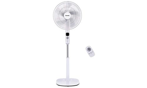 Pelonis Oscillating Pedestal Fan, Turbo Silence Stand Fan 16