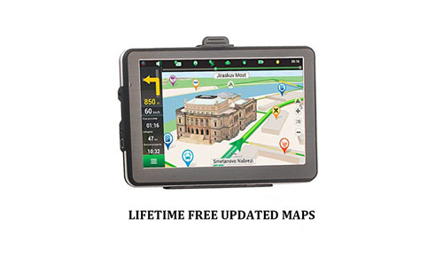 The CCsky Car GPS